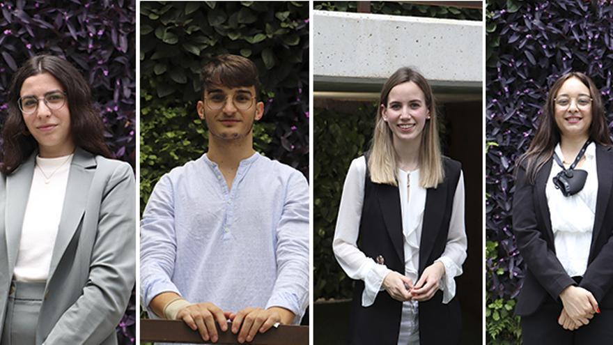 Premio a la excelencia jurídica de estudiantes del CEU