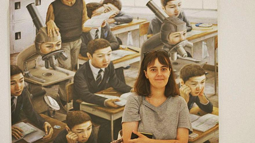 Lana Neble, entre la literatura y la ilustración