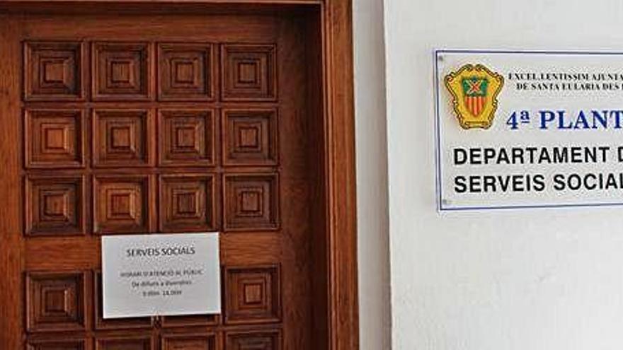 El PSOE critica que Santa Eulària deja a 48 familias sin ayudas al alquiler