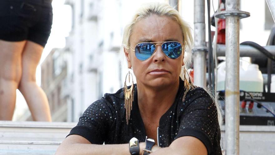 Leticia Sabater, ingressada d'urgència per un problema amb un implant