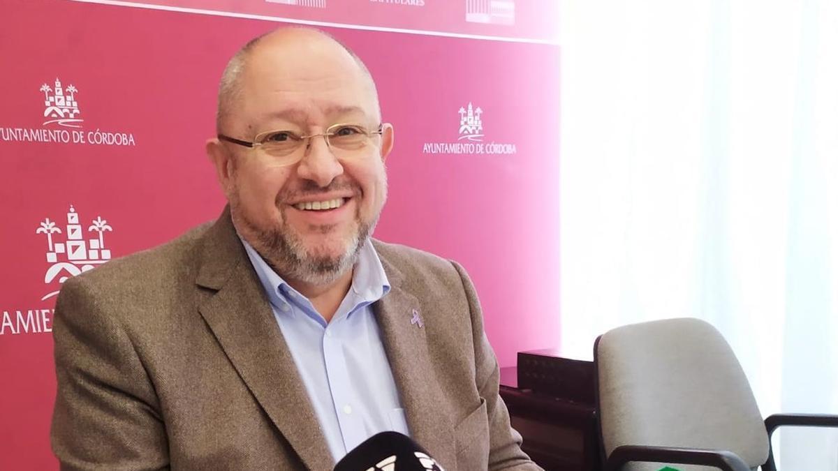 El concejal del PSOE Manuel Torralbo, en una imagen de archivo.