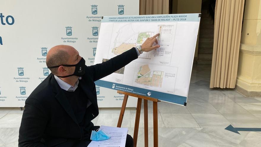 Anuncian una nueva ampliación del Plaza Mayor