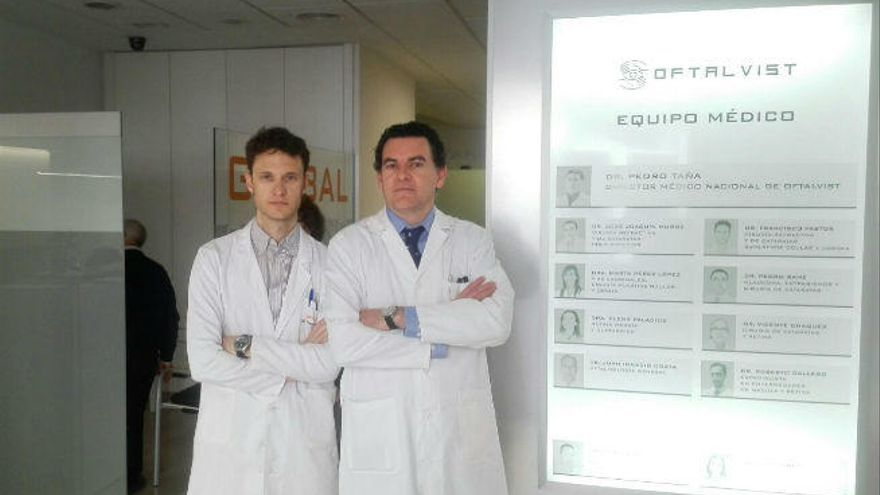 Cirugía de miopía 100% láser más segura y precisa