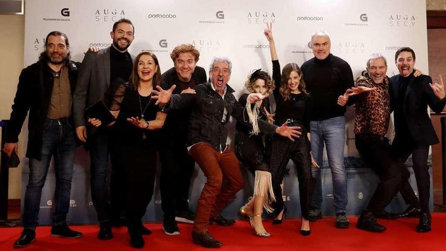Vigo, escenario de un thriller de la TVG