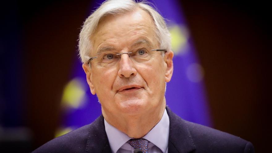 El negociador de la UE en el Brexit será candidato a la presidencia de Francia