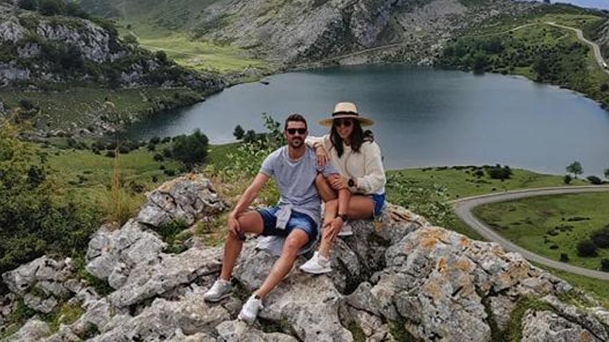 David Villa disfruta de Asturias en su primer verano como exfutbolista