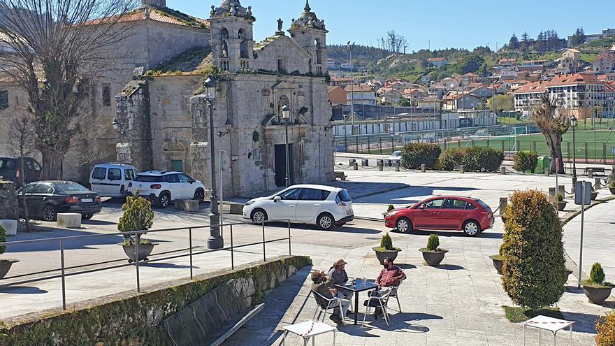 Los contagios repuntan en el área de Vigo a las puertas de Semana Santa