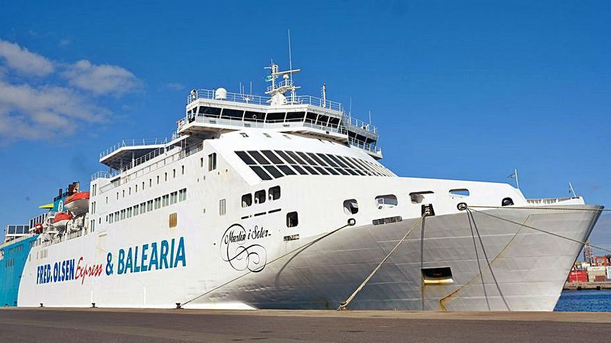El tráfico marítimo con Huelva crece un 20% en el año de la pandemia