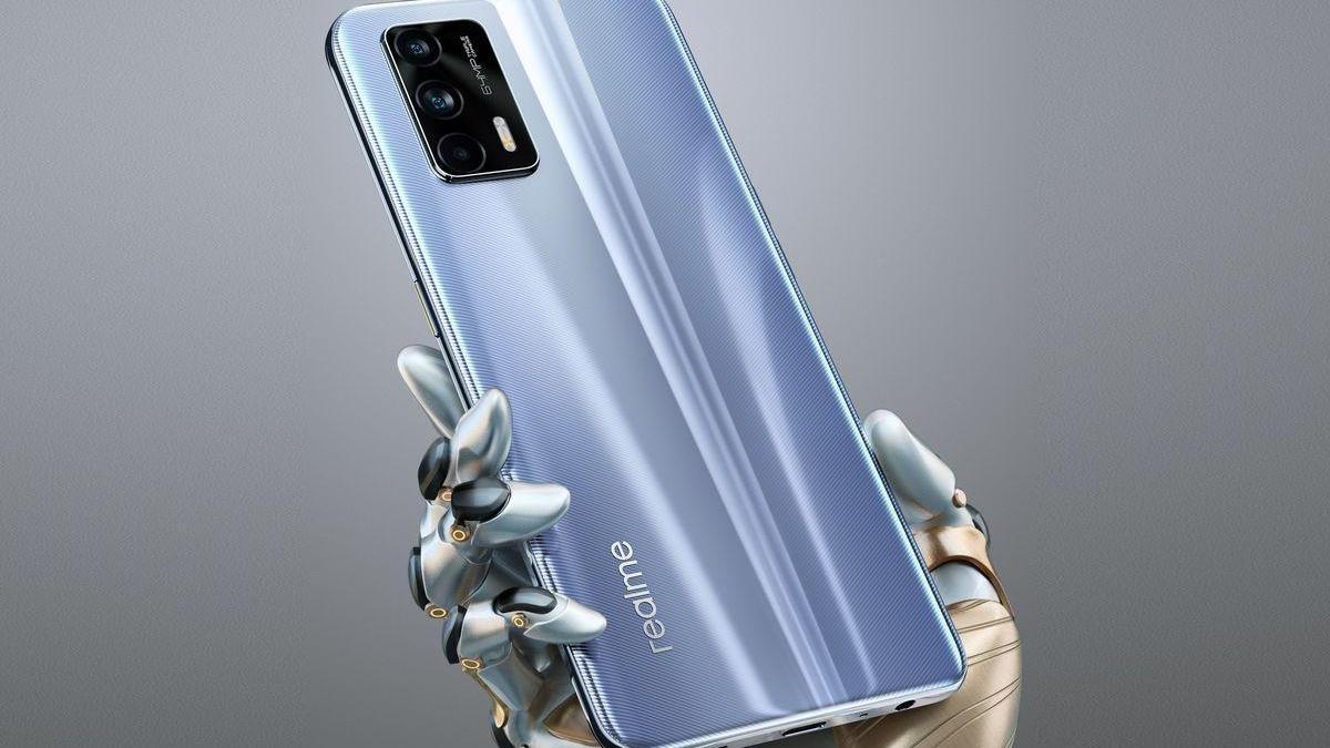 Realme anuncia el 'smartphone' GT, su nuevo buque insignia