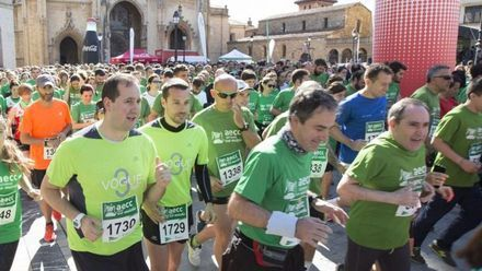 La Carrera Contra El Cáncer A Superar Los 2 000 Participantes Del Año Pasado La Nueva España