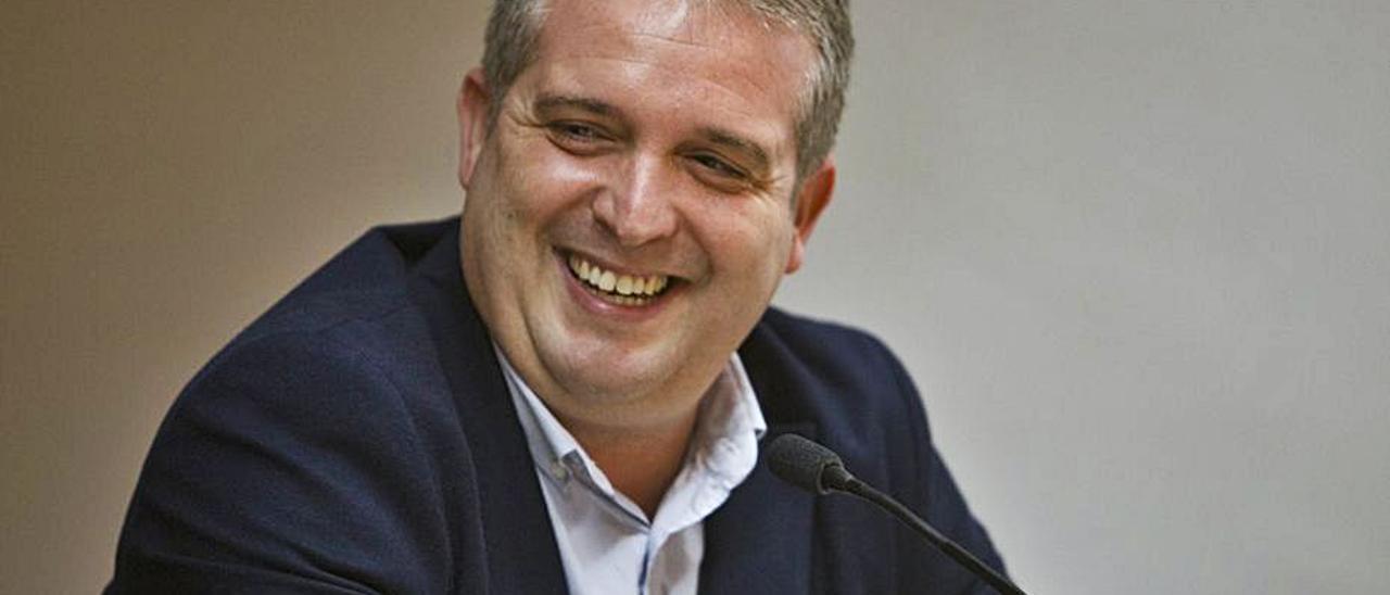 Jaime Peris, nuevo director de Infraestructuras Sanitarias | PERALES IBORRA