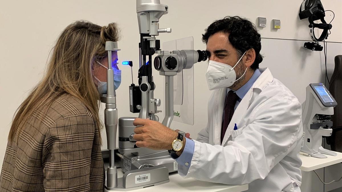 Quirónsalud Córdoba incorpora las últimas técnicas de microcirugía para tratar el glaucoma