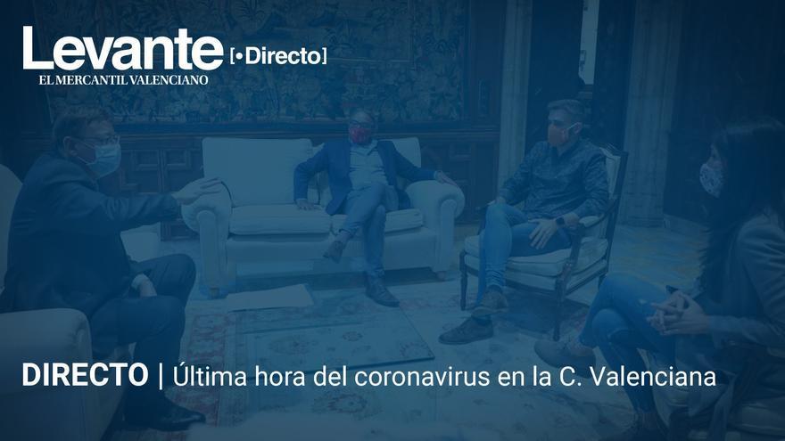 DIRECTO |  Comparecencia de Sanitat sobre el toque de queda en la Comunitat Valenciana
