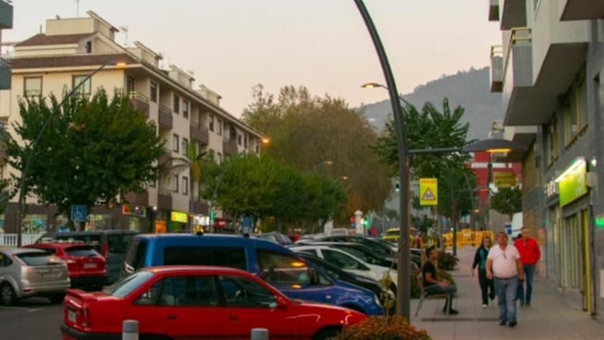 La Orotava contará con estacionamiento con horario limitado