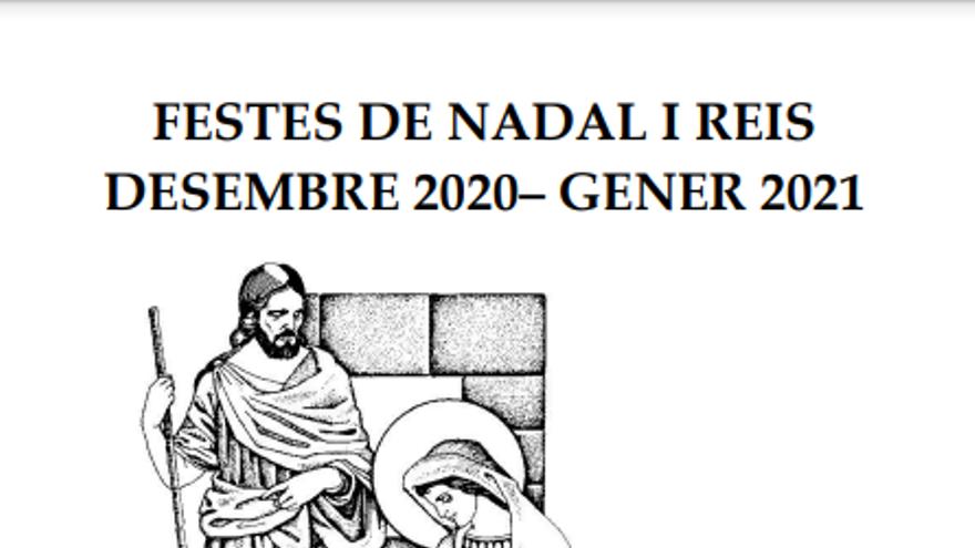 Festes de Nadal i Reis 2020