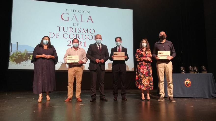 La Diputación entrega los premios a las mejores iniciativas turísticas