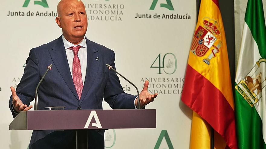 Andalucía inicia un curso con 7.000 profesionales más por el Covid-19