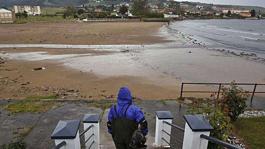 Hidrográfica prevé iniciar la obra del saneamiento de Bañugues en seis meses