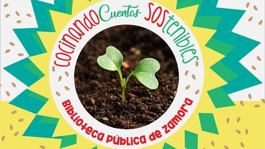 Cocinando cuentos sostenibles, por cocinando cuentos (Magamaría&Rosa)