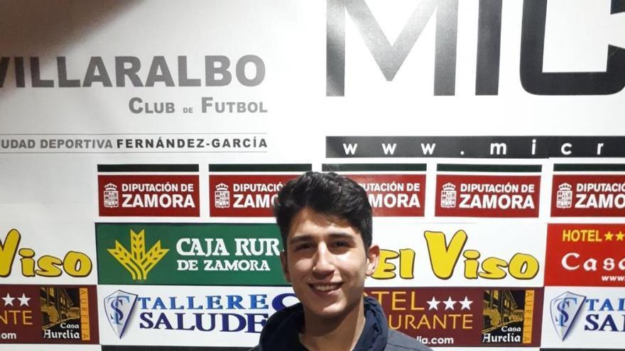 El delantero Raúl González, nuevo refuerzo del Villaralbo
