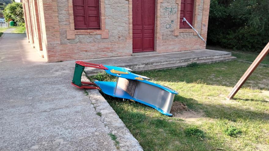L'Ajuntament de Puig-reig denuncia actes vandàlics durant els dies de Festa Major