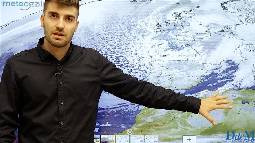 El tiempo del fin de semana en Mallorca: una entrada de aire ártico hará desplomar los termómetros