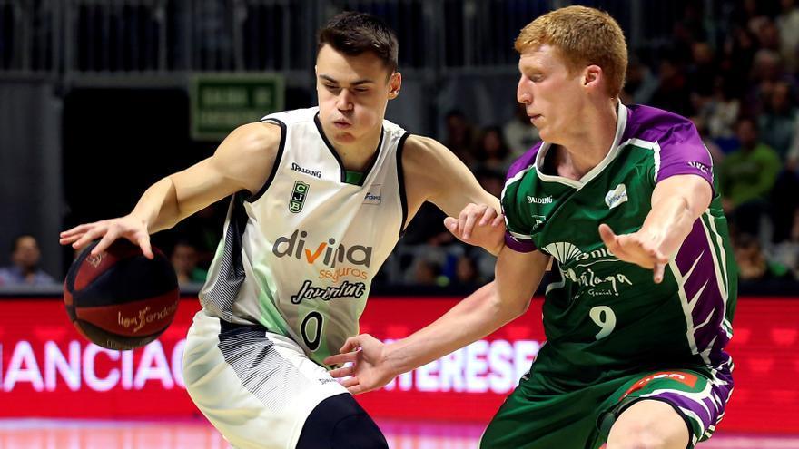 """Nenad Dimitrijevic: """"Tengo muchas ganas de empezar con el Valencia Basket"""""""