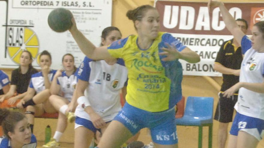 Haridian Rodríguez regresa al Rocasa en busca de títulos