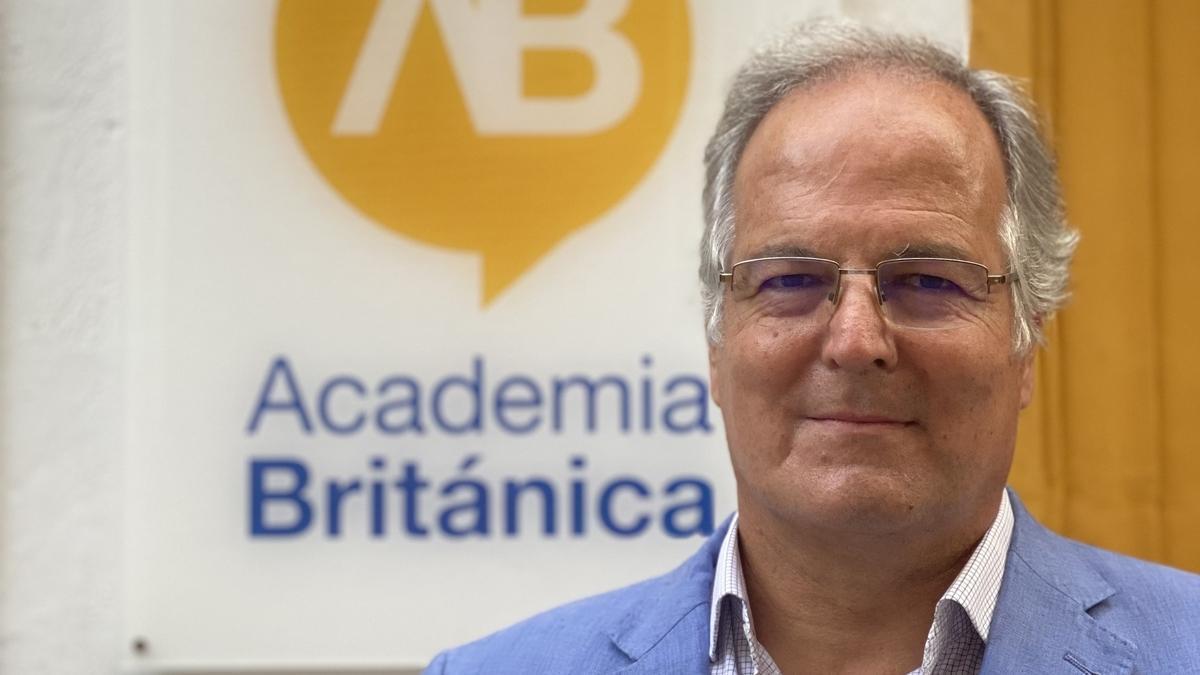Marco Cremades, director de la Academia Británica