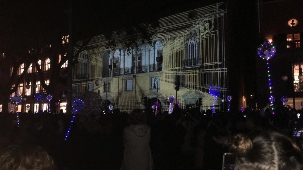 So erstrahlt die Weihnachtsbeleuchtung auf Mallorca 2019