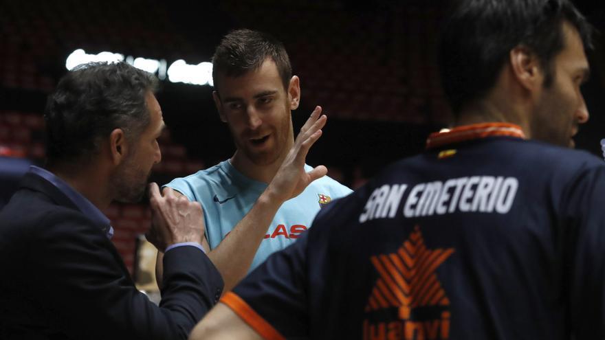 El Baskonia complica el fichaje de Víctor Claver por el Valencia Basket