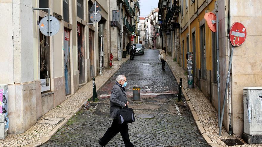 Portugal decreta un nuevo confinamiento hasta final de mes