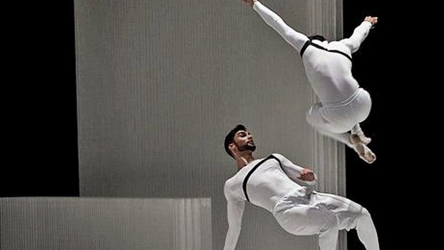 La danza y el  teatro alicantinos protagonizan hoy Sagunt a Escena