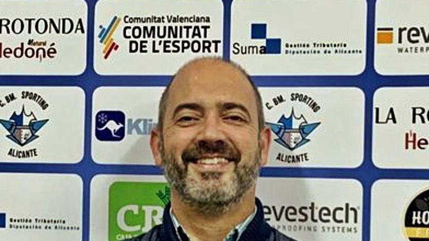 El presidente que empató un partido para el Sporting Alicante