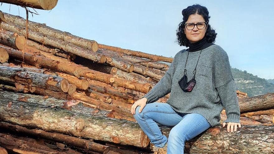«Al servei dels boscos no hi té cabuda el gènere»