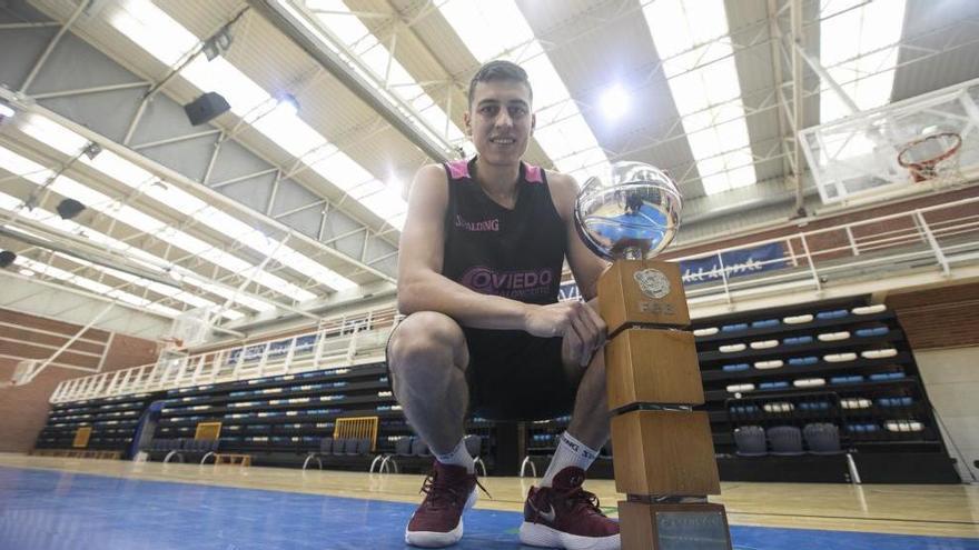Fabio Santana, de Oviedo a la ACB