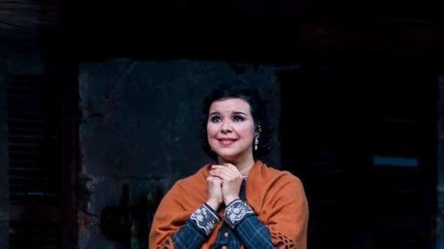 """Mariana Ortiz: """"Con partituras tan bien escritas una solo aporta dedicación y entrega"""""""