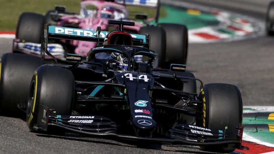 Horarios y dónde ver el GP de la Toscana 2020 de Fórmula 1
