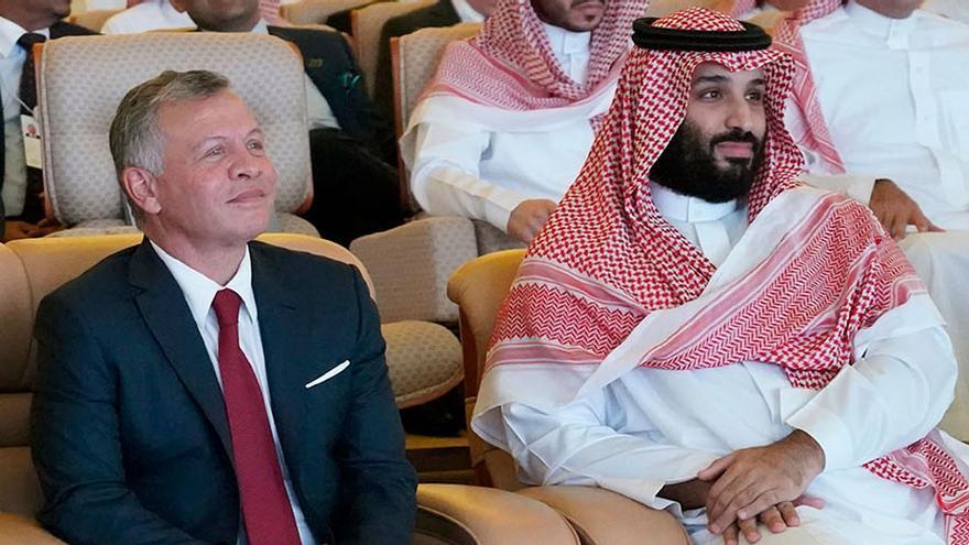Un presunto complot contra el rey Abdalá sume en la confusión a Jordania