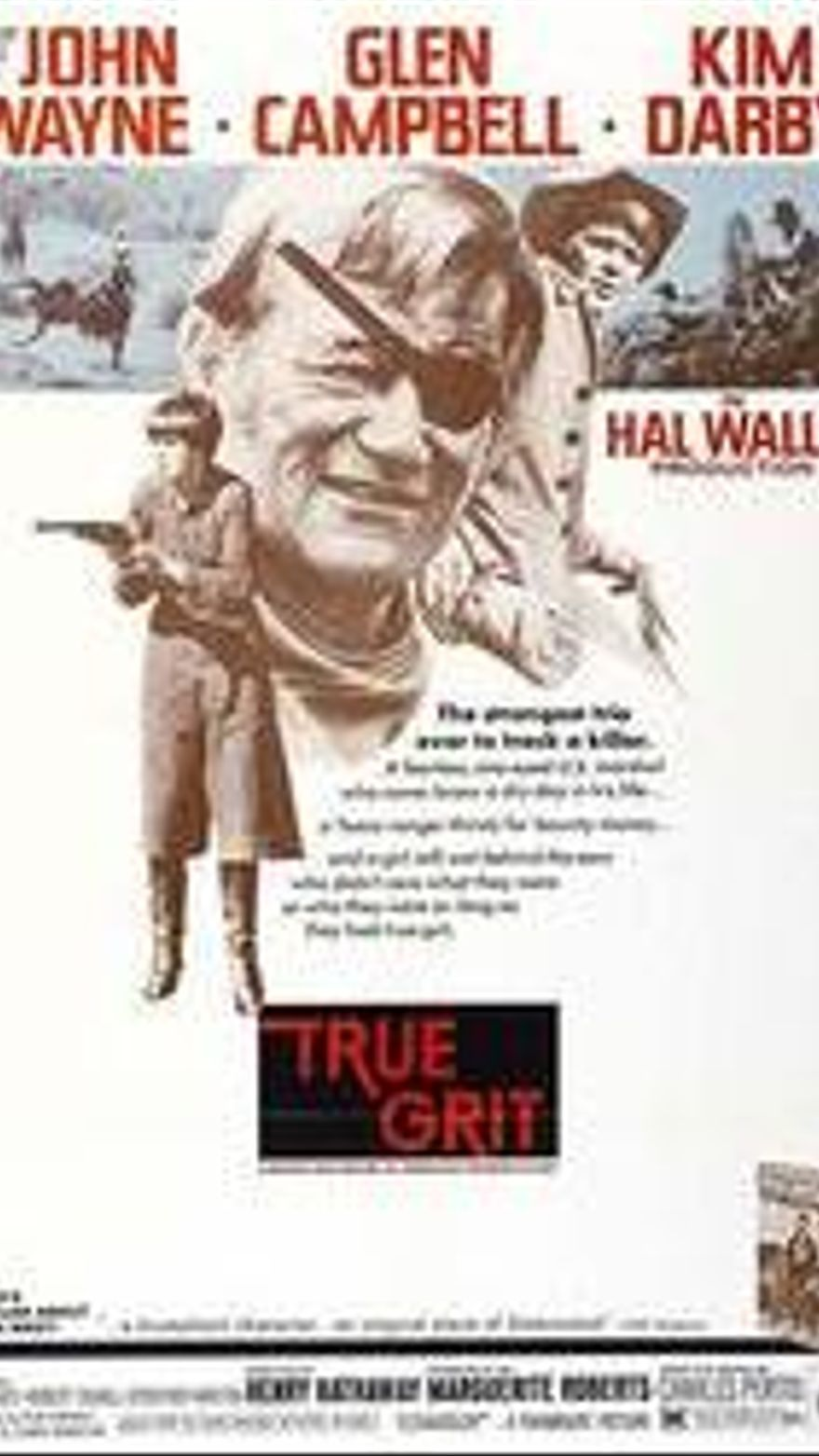 Valor de ley (1969)