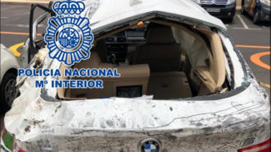Tres detenidos tras robo con violencia y extorsión por una deuda de póker en Tenerife