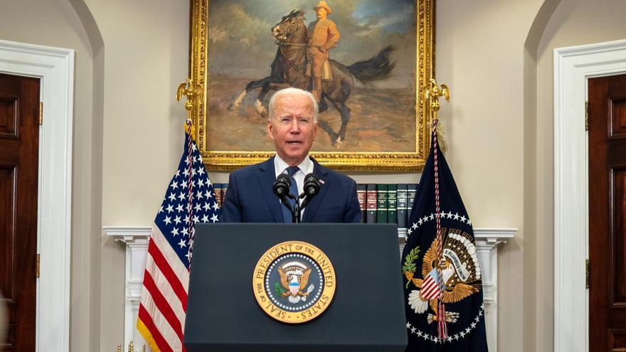 """Biden declara """"desastre mayor"""" en el estado de Tennessee por las inundaciones"""