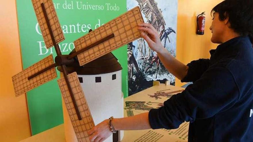 El Muncyt explora la ciencia de 'Don Quijote'
