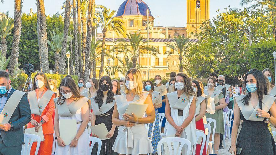 Graduados tras la pandemia