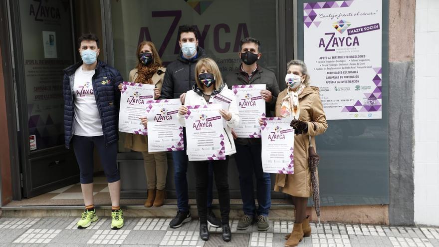 Azayca Zamora suma el ejercicio terapéutico domiciliario entre sus servicios