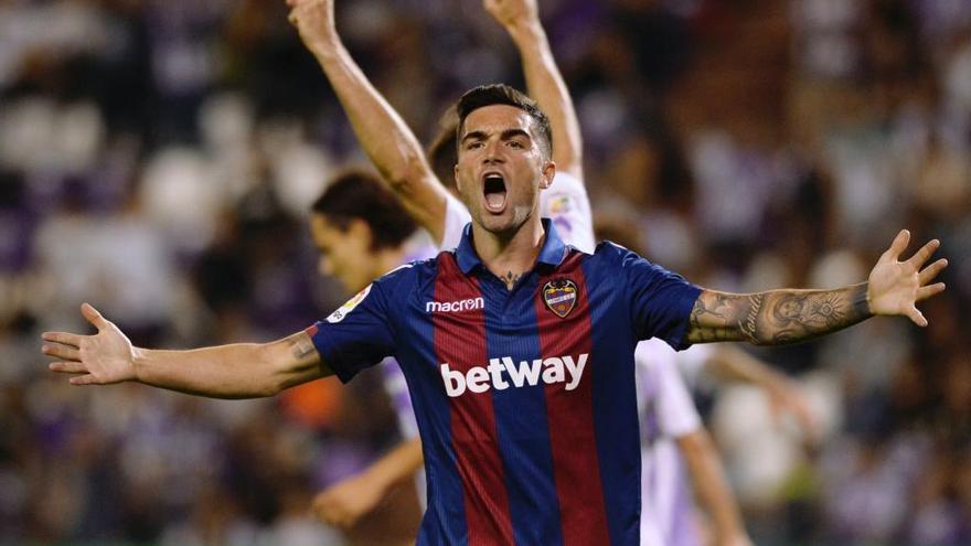 El Getafe pide al Valencia CF la cesión de Jason... antes de ficharlo