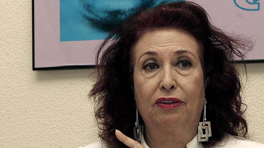 Denuncian a Lidia Falcón por vincular la homosexualidad y la pedofilia