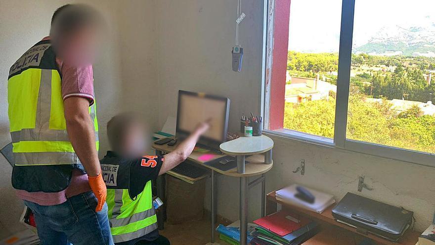 Destapan en Alicante una macroestafa para quedarse con 78 casas de muertos