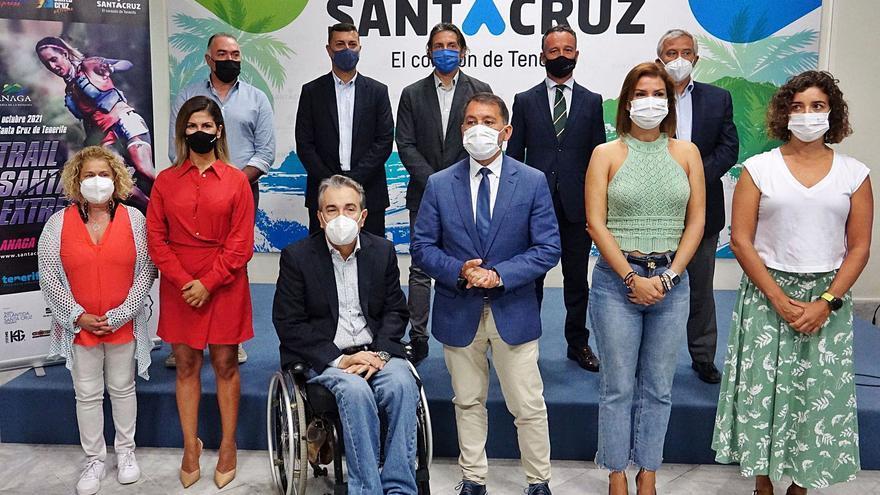 Anaga vuelve a acoger una edición del Santa Cruz Extreme