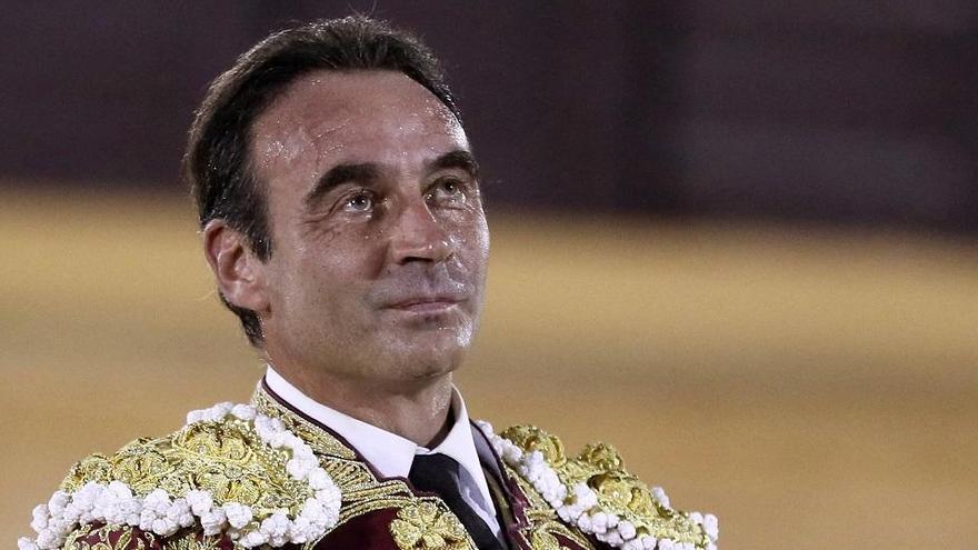 Enrique Ponce reaparece el jueves en Fuengirola